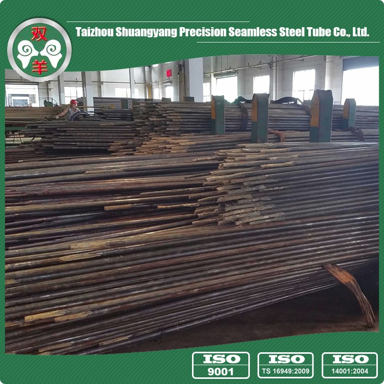 Cold drawn precision Carbon seamless steel pipe din stainless steel seamless pipe