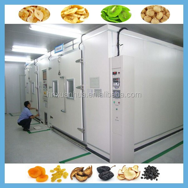 2015 high quality stainless steel Industrial Fruit Drying Equipment/dried Fruit Process Machine