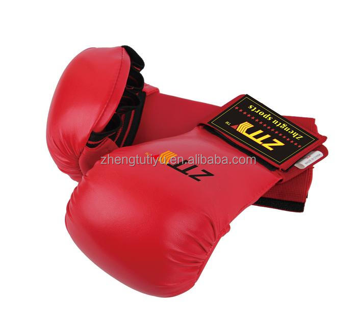 Cheap Karate Sparring Gloves ,Karate Gloves for Martial arts