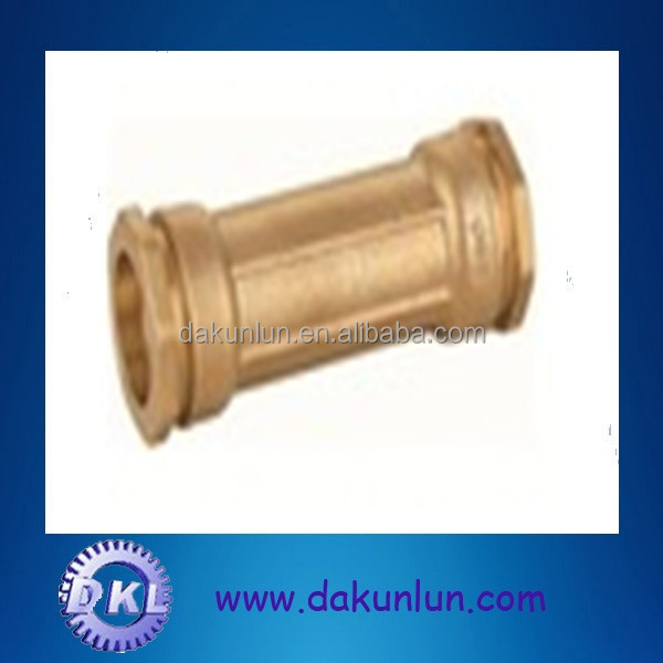brass flexible telescopic tube hose with fitting