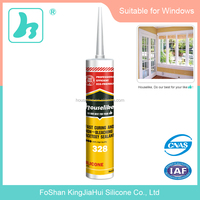 Fast Curing and Non-bleaching Acetoxy Sealant