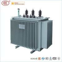 11kv / 0.4kv 0.415kv oil type 300 kva power distribution transformer