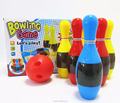 Electrical sport game toy bowling ball set for kids