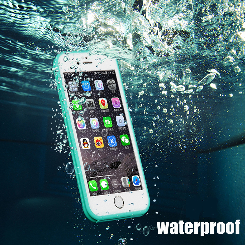 2016 tpu pc waterproof cover case for ip5s