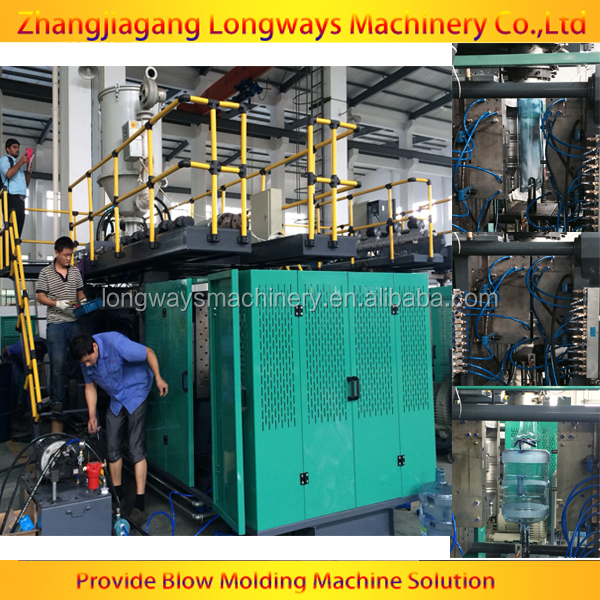 PC 5 gallon blowing machine manufacturers