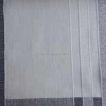 100% polyester sheer fabric polyester curtain fabric material