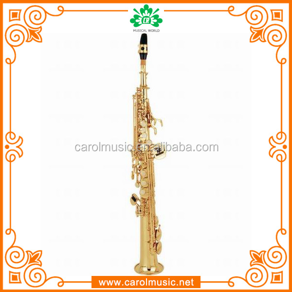 SS101 Wholesale China Straight Soprano Sax