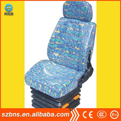 Manufacturer for heavy duty truck driver seats