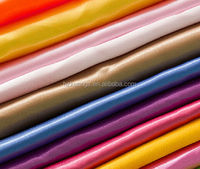 Garment Fabric Polyester Satin