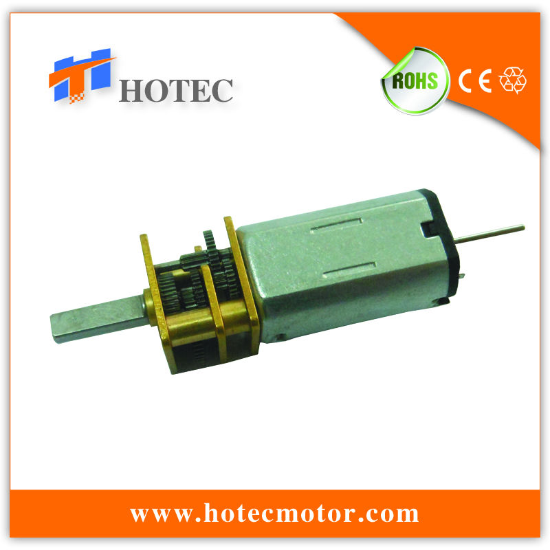 12v dc gear motor 900rpm for box home automation