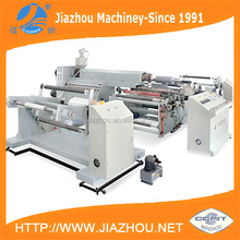 High Speed Fully Automatic Roll Changing Tension Aluminum Foil Coating Film Machine