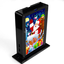 Hot selling coffee house tablet cell phone battery charging station 15000mAh