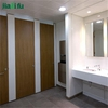 JIALIFU top class wood used interior design bathroom partition