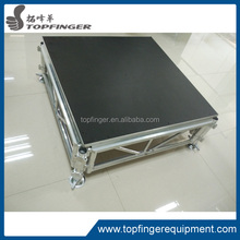manufacture perfessional portable stage/used portable stage for sale