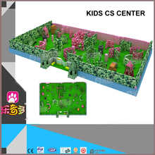 Soft play game equipment electric indoor playground Softplay park
