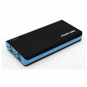 Get free samples 4usb 20000mah power bank for Christmas gifts