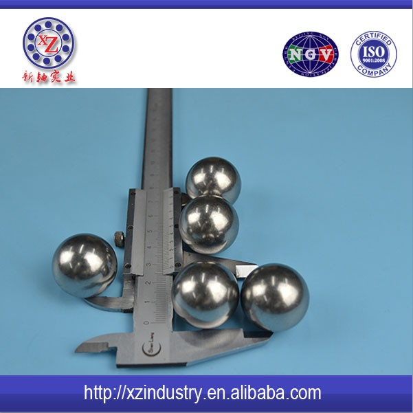 Anti-rust 5mm stainless steel balls for magnetic balls