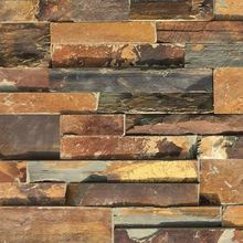 Ledger Natural Wall Stone Rusty Slate