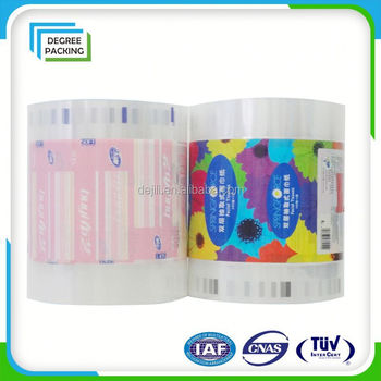2015 Fer Plastic Cup Sealing Roll Stock