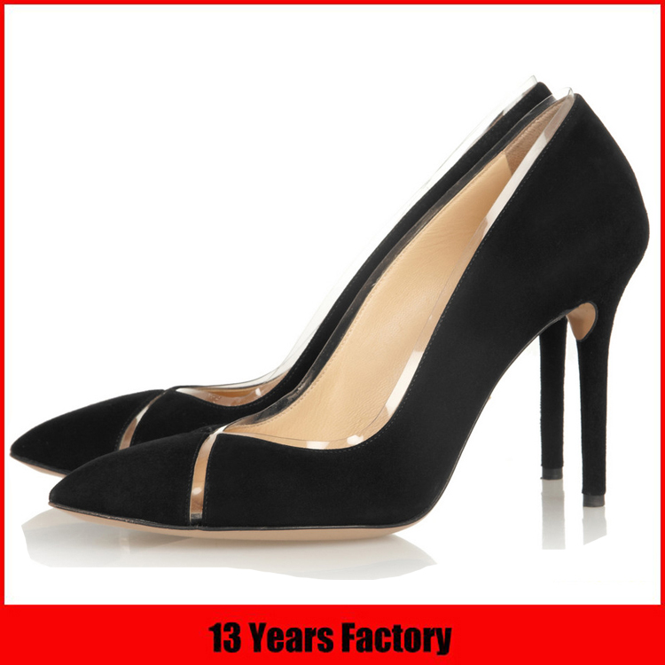 wholesale latest stylish new design top quality popular ladies footwear brazilian brands name high heel dress shoe
