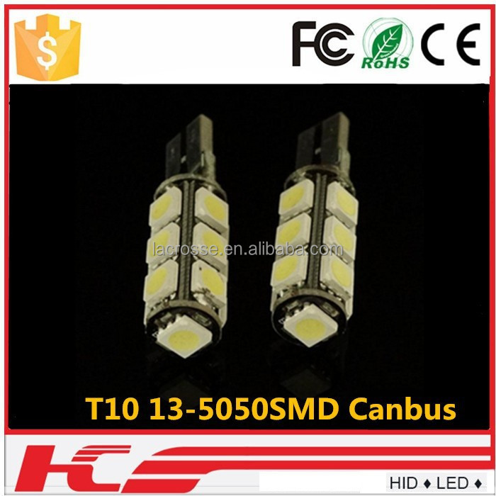Car Lamp Led T10 Canbus,W5w Led Car,Super T10 Led Canbus
