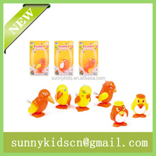 Novel design wind up parrot wind up penguin wind up bird wind up toy