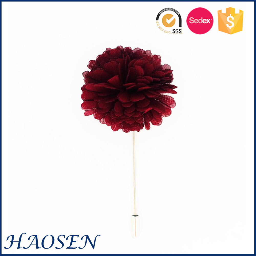 Custom Party Gift Wholesale Colorful Flower Pin/Brooch