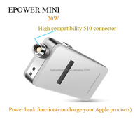 Ecig mods Malaysia VW box mod Epower mini 20w full mechanical mod with power bank function