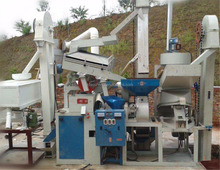 10-300 Ton/ Day Complete Automatic Rice Mill/Milling Machine