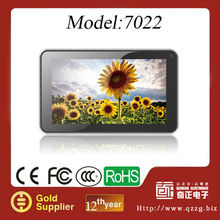 "Dual Core Android OS GPS!!! 7"" Android GPS! MTK8377, 3G + GSM! Dual Sim Card Dual Standby! 2M Back Camera, 0.3M Front Camera!"