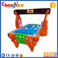 Air Hockey Game Machine Puck Kids Amusement Park Equipment Lottery Sport Coin Operated