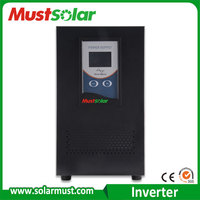 Pure sine wave low frequency 10kw power inverter