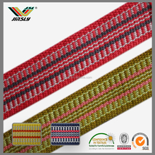 factory supply 2.2cm woven cotton fits webbing