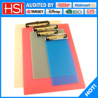 Different Size Transparency Clip Board