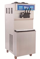 Low power consumption used commercial ice cream maker with imported compressor