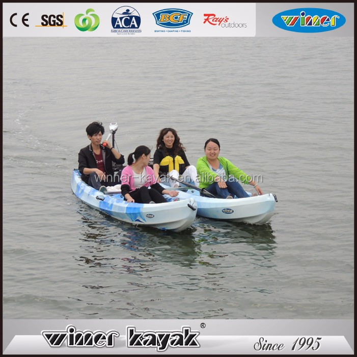 automatic fishing boat with motor