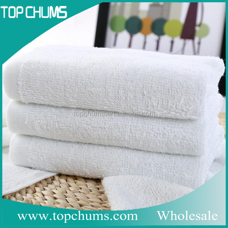 Soft soild color bath spa salon disposable cotton towel