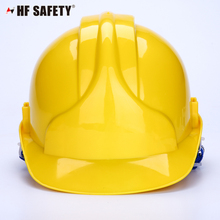 Construction work types of industrial personal protective equipment safety helmet