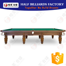 National Solid Wood Russian Billiard Table For Sale
