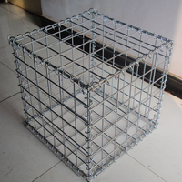 Anping factory products animal cage wire fence/Pvc coated Gabion box/Gabion basket