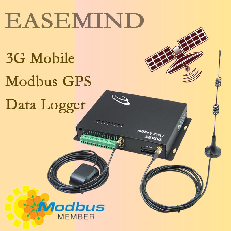 fridge freezer gsm sms temperature alarm Modbus GPS Data Logger