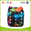 Alvababy Animals Design Cloth Diapers with Insert Baby Diaper Factory in China