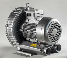 skid mounted soil vapor extraction system and air Sparge regenerative blowers and vacuum pumps