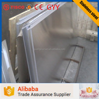 Best price ASTM-A276 stainless steel sheet 304 2B finished