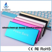 Shenzhen Metal Power Bank 20000mah Portable Charger Power bank Mobile Phone Backup Powers External Battery Charger