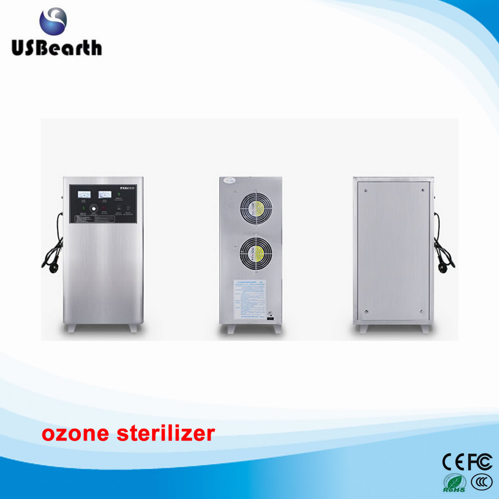 FREE SHIPPING!!! ozone sterilizer LY 915Y 15g/h for car,house room,food,air