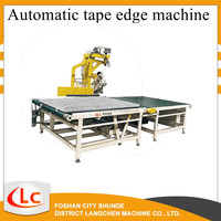turn table tape edge mattress machine for sewing mattress