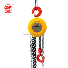 3 Ton Chain Pulley Block, Small Construction Lifts Manual Hand Hoists