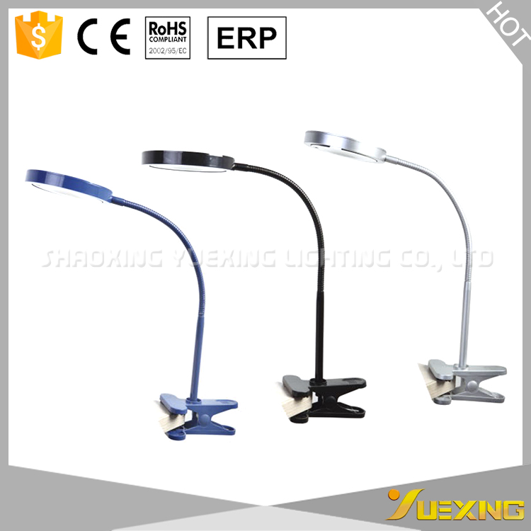 YUEXING Factory Direct Led Table Lamps With Clamp