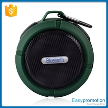 2016 Newly design round bluetooth waterproof speaker